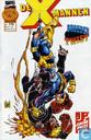 Strips - X-Men - Luchtgevecht!