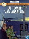 Strips - Dick Herisson - De tombe van Absalom