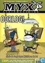 Comic Books - Myx Stripmagazine (tijdschrift) - Myx stripmagazine 4e jrg. nr. 3