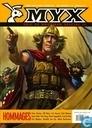 Comic Books - Myx Stripmagazine (tijdschrift) - Myx stripmagazine 4e jrg. nr. 9