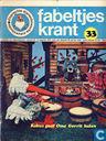 Comic Books - Fabeltjeskrant, De (tijdschrift) - Fabeltjeskrant 33