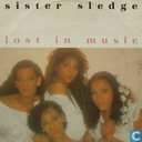 Disques vinyl et CD - Sister Sledge - Lost in Music