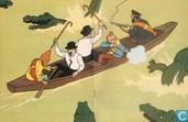 Bandes dessinées - Tintin - Kuifje naar de film De zonnetempel