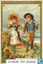 Blumensprache II Knaben und Mädchen