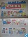Bandes dessinées - Olidin (tijdschrift) - 1958 nummer  19