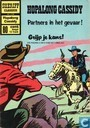 Strips - Dan Brand en Tipi - Partners in het gevaar!