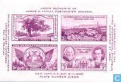 Stamp exhibition Tipes-New York