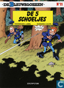 Comic Books - Bluecoats, The - De 5 schoeljes
