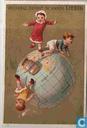 globes, golden
