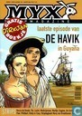 Strips - Dirkjan - Myx stripmagazine 2e jrg. nr. 7
