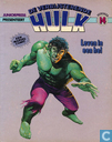 Comic Books - Hulk - Leven in een hel