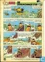 Strips - Bob Spaak op zijn sport praatstoel - Pep 48