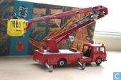 Model cars - Corgi - Bedford Simon Snorkel Fire Engine