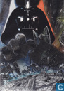 Vader and Battle Scene