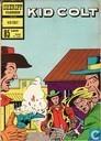 Comics - Bertje vangt een dief! - Kid Colt