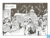 Strips - Goes in strip - Tijdreis door de geschiedenis van Goes