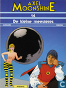 Comic Books - Axel Moonshine - De kleine meesteres