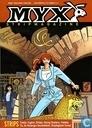 Comic Books - Myx Stripmagazine (tijdschrift) - Myx stripmagazine 4e jrg. nr. 1
