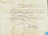 Koninklijke brief