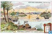 Von den Karolineninseln Carolineninseln