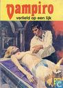 Bandes dessinées - Vampiro - Verliefd op een lijk