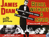 Rebel Without A Cause postercard