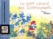 Le petit canard des Schtroumpfs