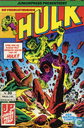 Strips - Hulk - Voel hoe de Aarde trilt onder de voeten van de Hulk !!