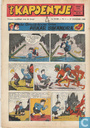 Comic Books - Kapoentje, 't (magazine) (Dutch) - 1949 nummer  4