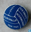 H.V. Swift Roermond Europacup 1964-1965