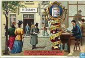 Zur Geschichte der Telegraphie