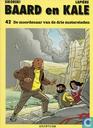 Bandes dessinées - Tif et Tondu - De moordenaar van de drie zustersteden
