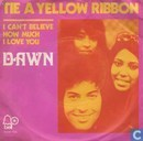 Disques vinyl et CD - Dawn - Tie a yellow ribbon