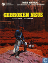 Comics - Blueberry - Gebroken Neus