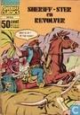 Comics - Bluffer, De - Sheriff-ster en revolver