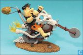 Fred Flintstone sur Chopper