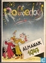 Comic Books - Tif and Tondu - Robbedoes almanak 1947