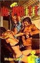 Strips - Politie, De [Byblos/Schorpioen] - Mensenjacht
