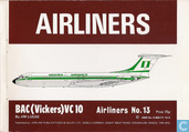 Airliners No.13 (Nigeria Airways VC-10)