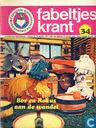 Bandes dessinées - Fabeltjeskrant, De (tijdschrift) - Fabeltjeskrant 34