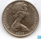 Neuseeland 20 Cent 1977