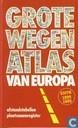 Grote wegen atlas