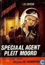 Speciaal Agent pleit moord