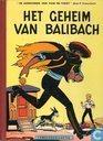 Bandes dessinées - Pom et Teddy - Het geheim van Balibach