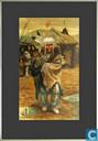Drawings / paintings - Kresse, Hans G. - Blackbird