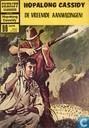 Comics - Hopalong Cassidy - De vreemde aanwijzingen!