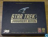 Star Trek: Judgment Rites Limited Edition