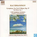 Rachmaninov Symphony No. 2. The rock