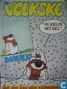 Bandes dessinées - Ons Volkske (tijdschrift) - 1988 nummer  2