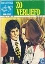 Bandes dessinées - Romantica mini-strip - Zo verliefd